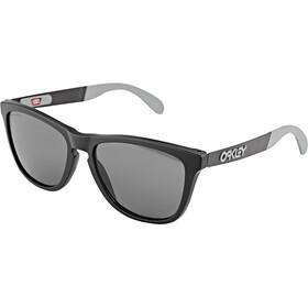 Oakley Frogskins Mix Sonnenbrille Damen matte black/prizm grey